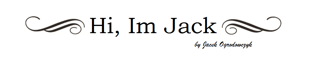 Hi, I'm Jack!