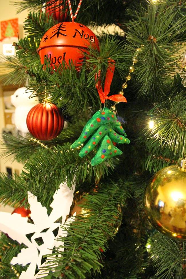 hanging decorations, salt dough decorations, todaymyway.com