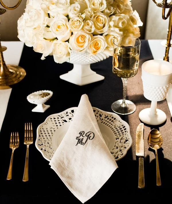 A few creative folds for your formal table setting may be to use Pyramid Napkin Fold The Crown Fold or a Fancy Silverware Pouch. & CELEBRATING: Top Tips On How To Set A Formal Table - Hadley Court ...