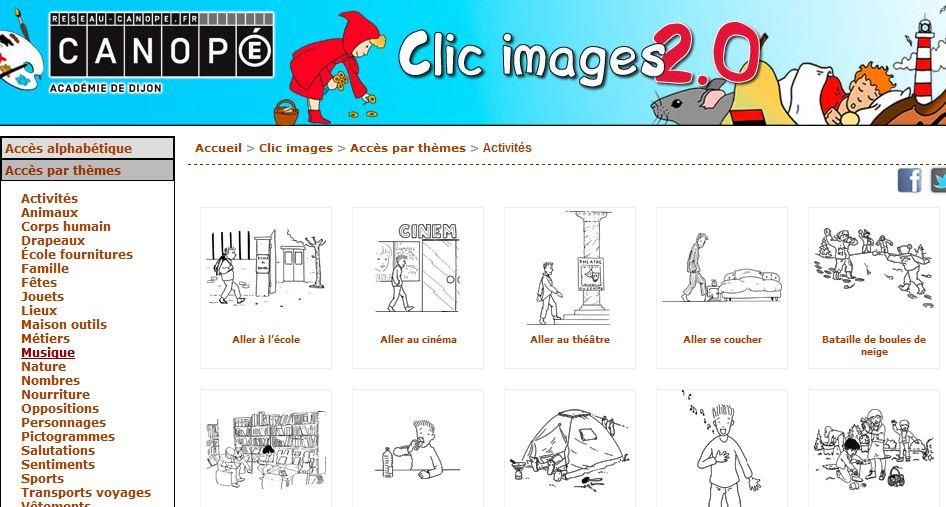 Très Banque d'images gratuites: Clic images - Ressources pour l'école NH27