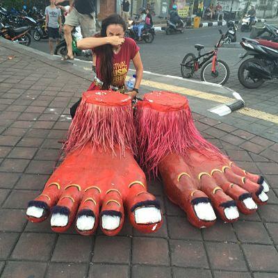 IBMF Bali. Gianyar.