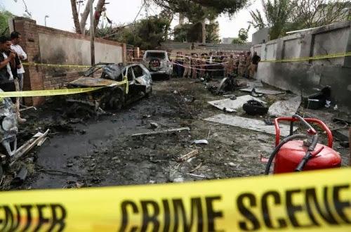 Komandan polisi militer Libya tewas ditembak