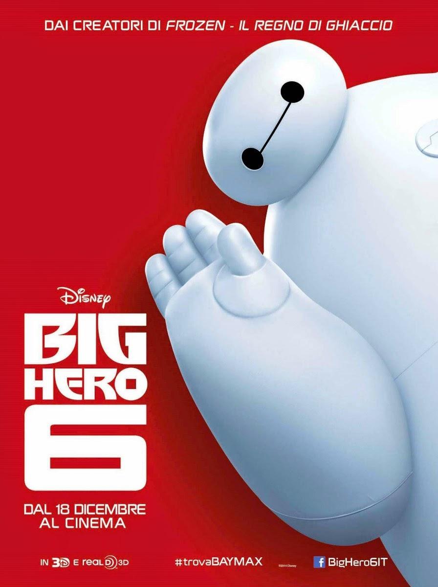 Big Hero 6 recensione