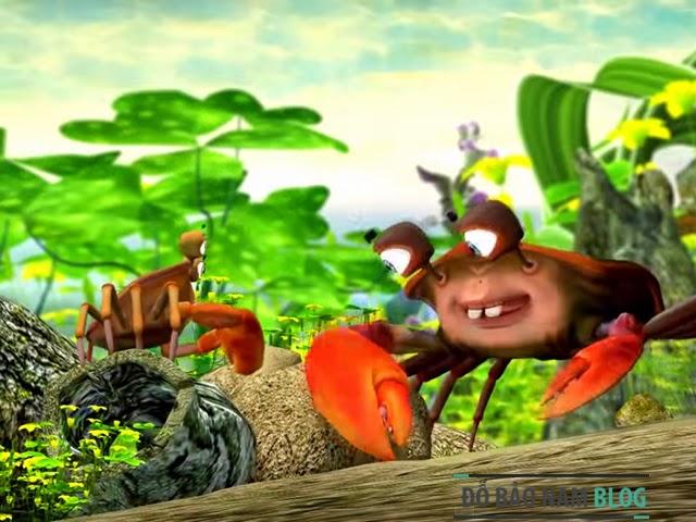 Phim hoạt hình 3D Việt Nam: Càng to càng nhỏ