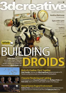 3DCreative Magazine Issue 085 September 2012
