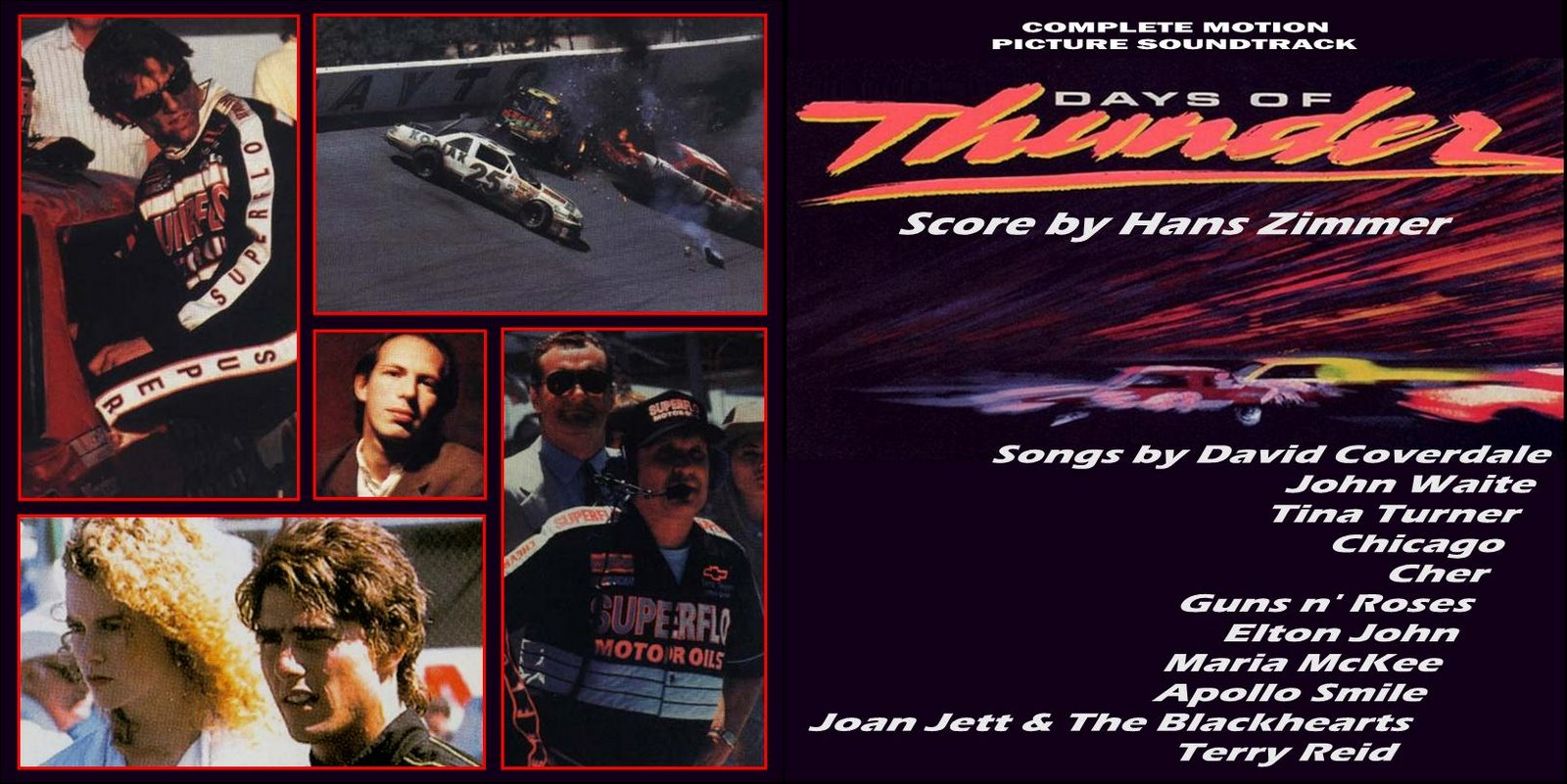 movie review of days of thunder Watch the latest days of thunder trailer and check out other movie trailers for upcoming movies at moviescom.