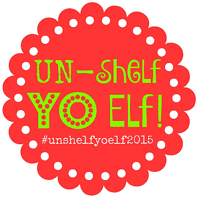 While I'm Waiting...UN-shelf YO Elf 2015!