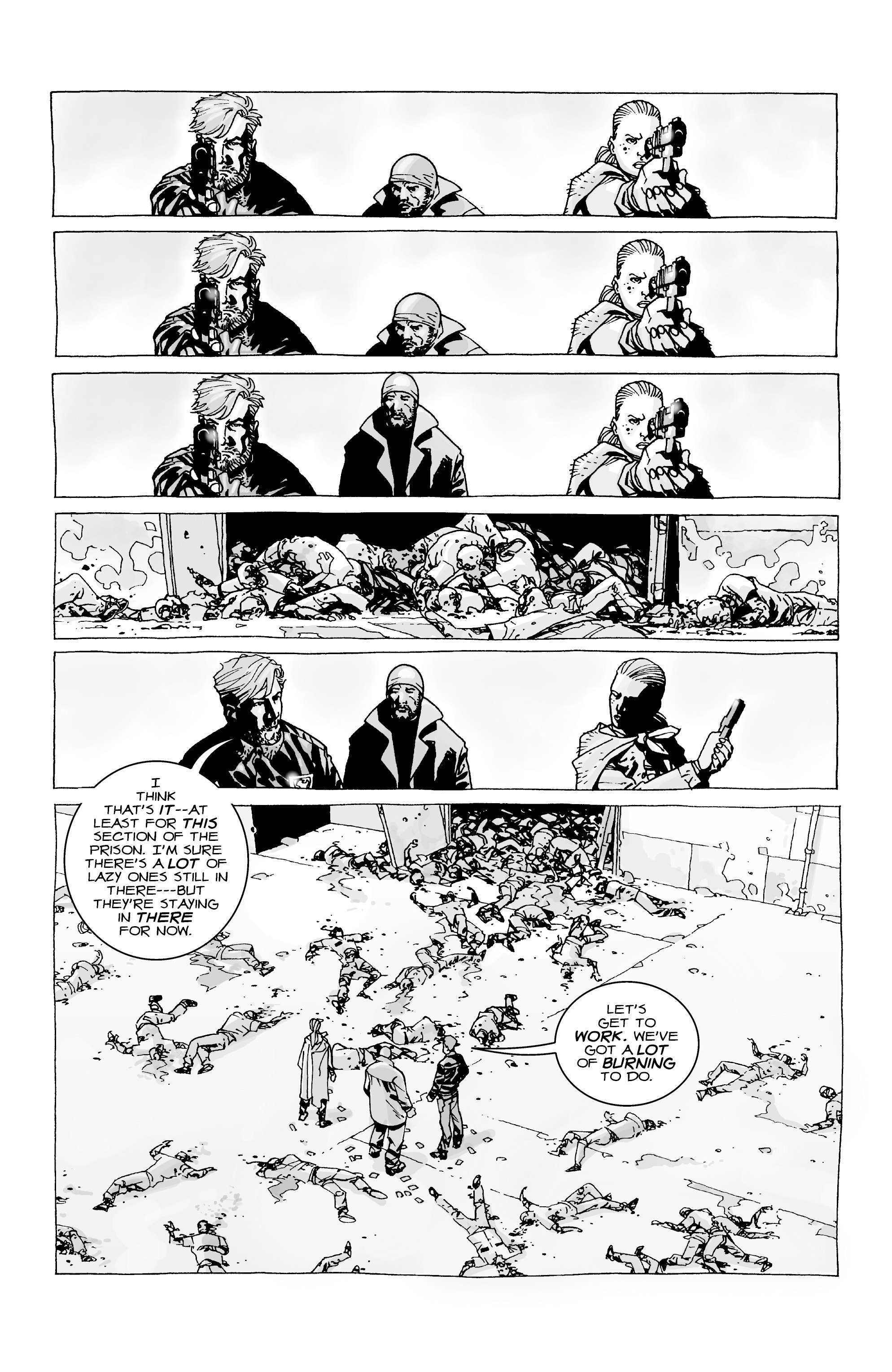 The Walking Dead Issue #13 Page 15