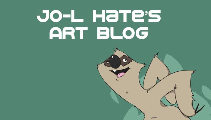 Jo-L's Art Blog