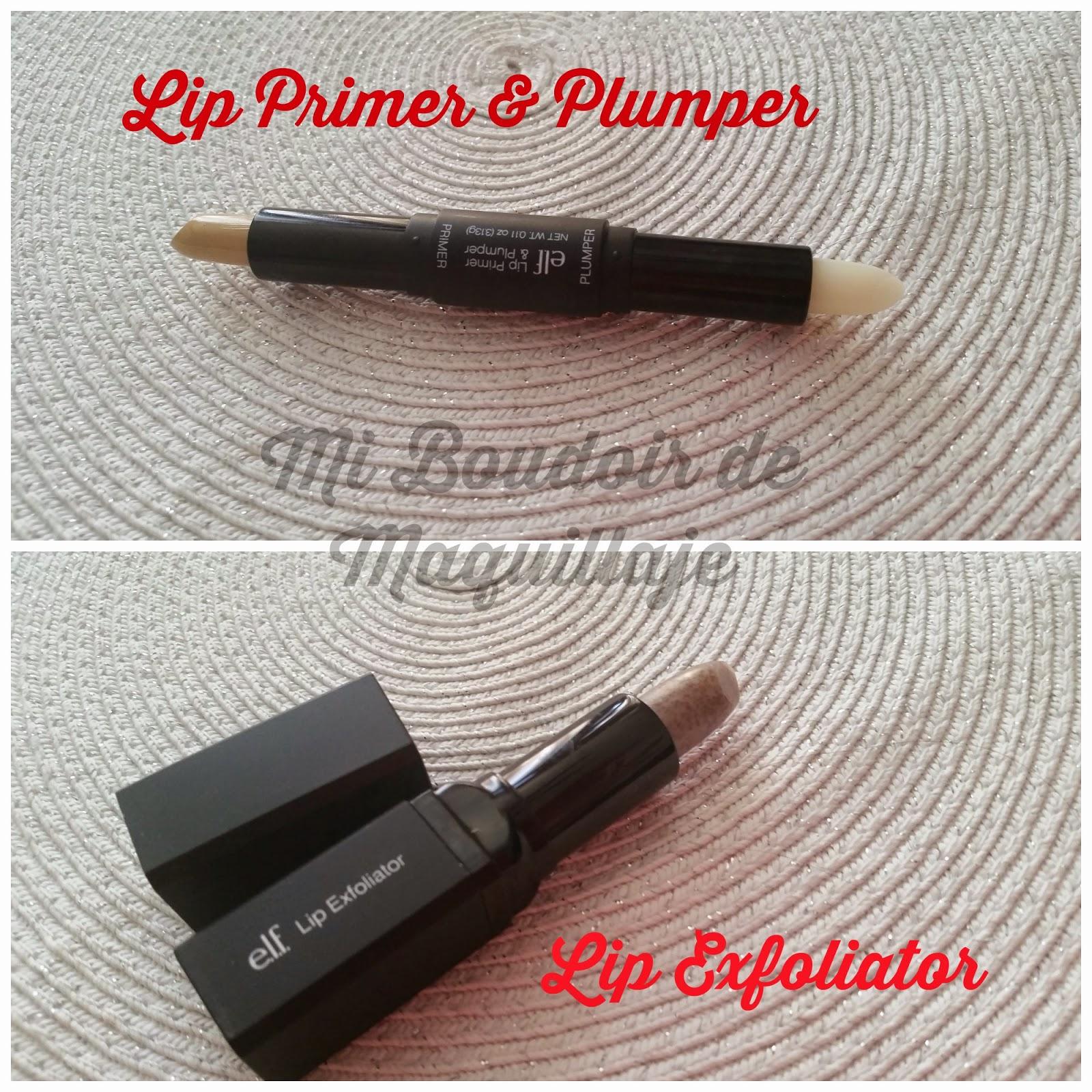 Elf Lip Primer y Plumper