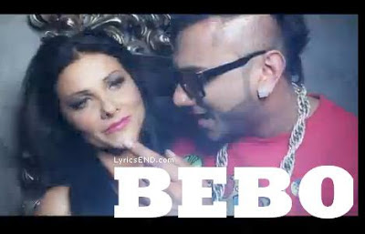 Honey Singh - Bebo Lyrics | Alfaaz