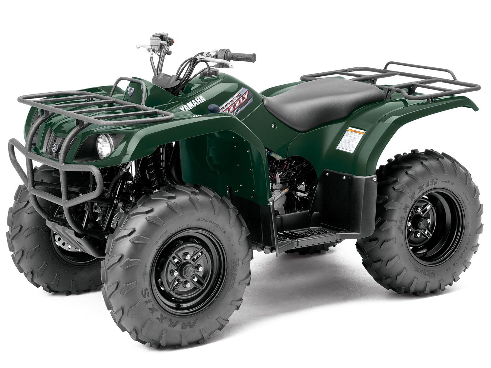 Yamaha insurance information grizzly 350 auto 4x4 2013 for Yamaha grizzly atv