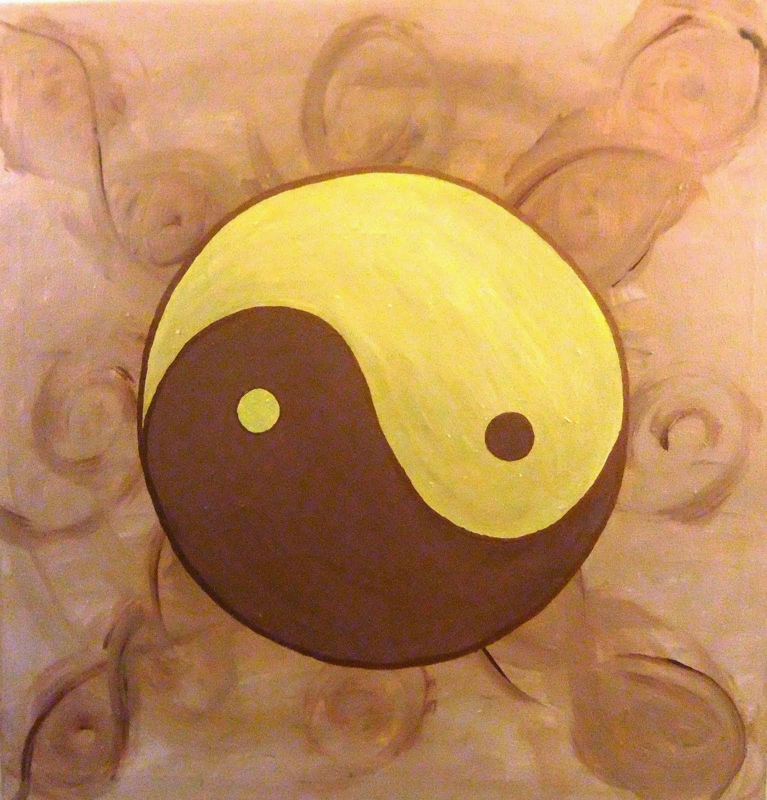 Yin Yang, Equilibrio, Aceptación