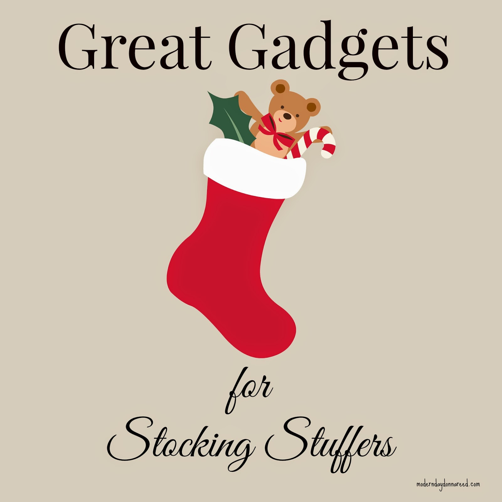 Great Gadget Ideas For Stocking Stuffers Confessions Of