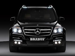 Famous Brabus mercedes