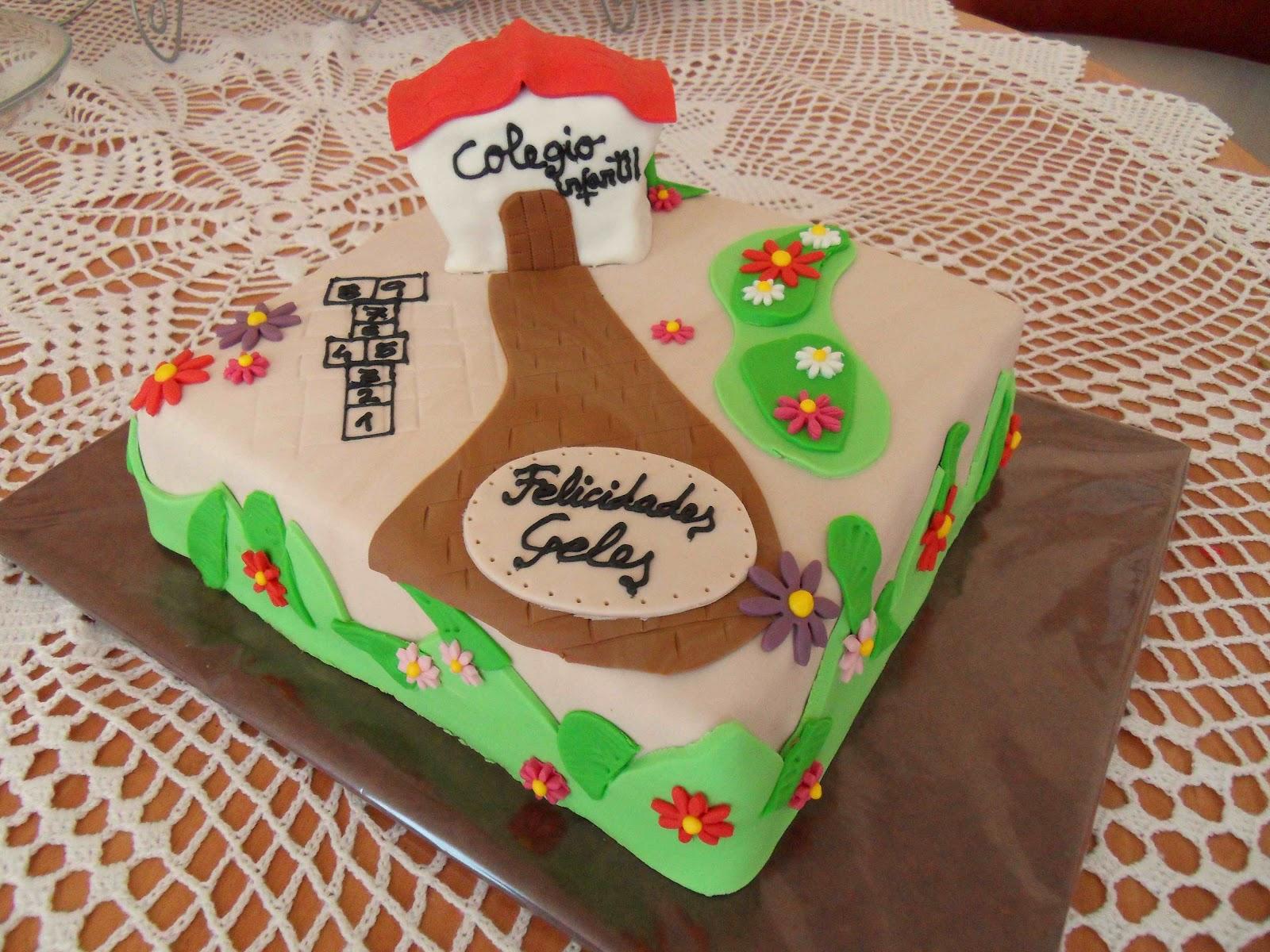 Dulces placeres tartas trabajos para com rselos for Geles placer