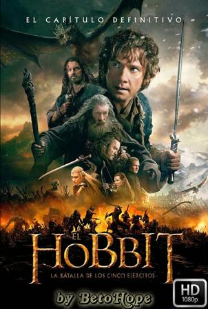 El Hobbit: La Batalla De Los Cinco Ejercitos [1080p] [Latino-Ingles] [MEGA]