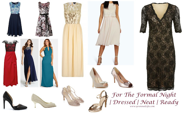 A Formal New Year's Eve Outfit ideas