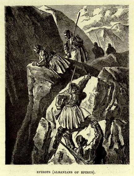 Epirots (Albanians of Epirus)