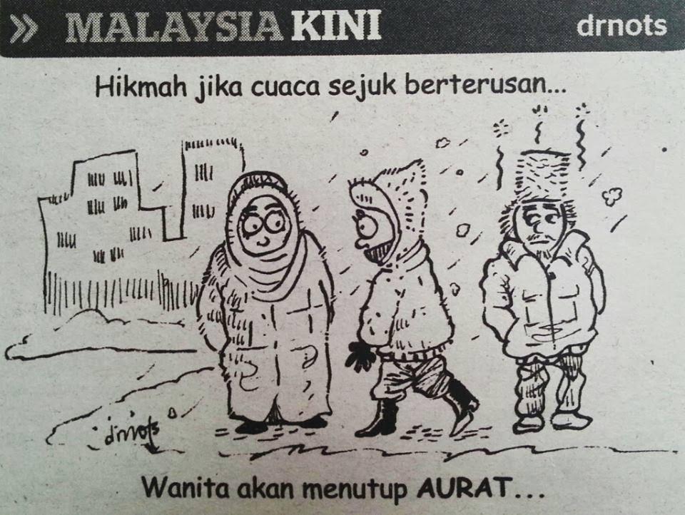Hikmah Jika Cuaca Sejuk Berterusan