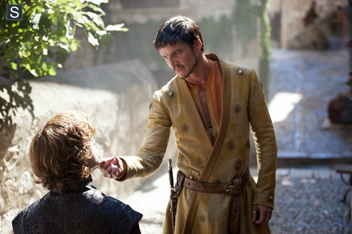 Game of Thrones - Episode 4.01 - Two Swords - Preview & Teasers