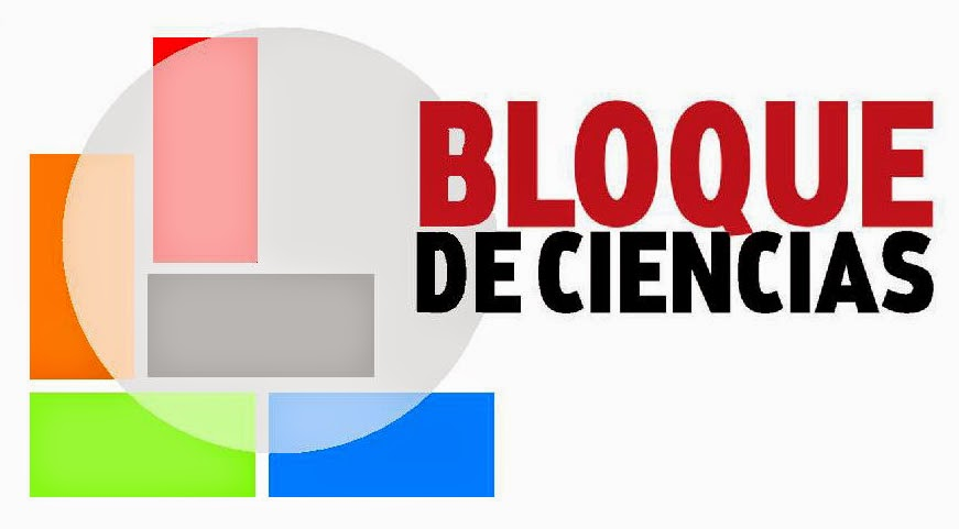 BLOQUE DE CIENCIAS