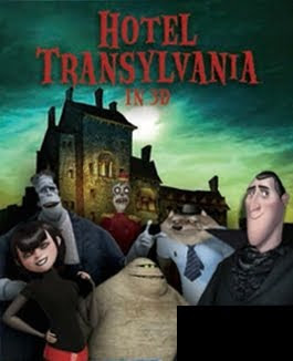 Hotel Transylvania movie