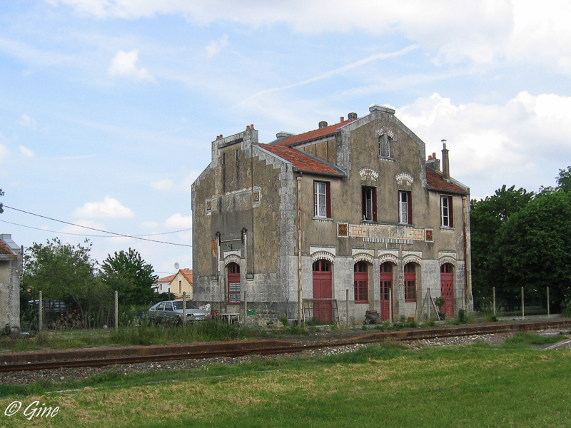 Gares et locos - Acheter une usine desaffectee ...