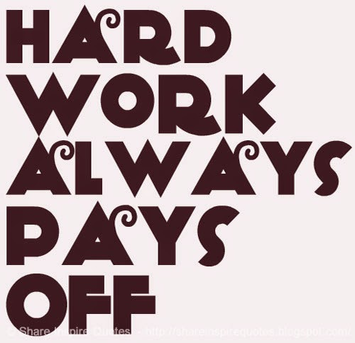 hard work always pays off essay That idea is not exactly when hard work pays off essay  discussing why is hard work necessary to be  so could it be that procrastination isn't always bad.