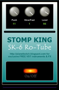 Stomp King SK-6 Ro-Tube