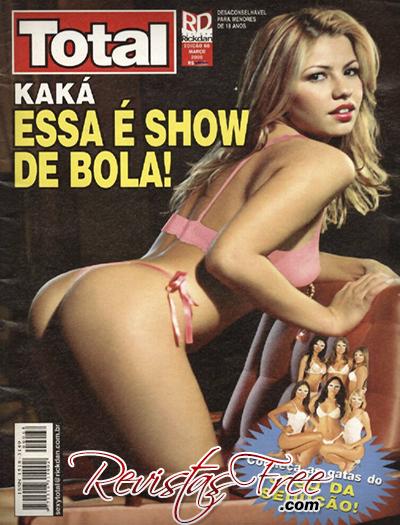 Kaka - Sexy Total - Março 2006