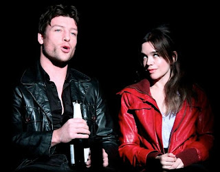 John Duddy and Laoisa Sexton in For Love.