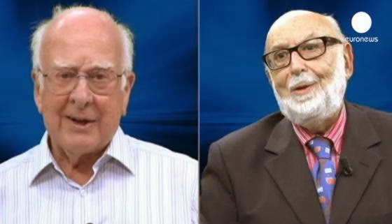 Nobel fizik ödülü Higgs bozonu teorisine verildi
