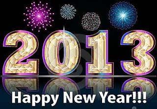 (LENGKAP) Kumpulan Ucapan Tahun Baru 2013 terbaru