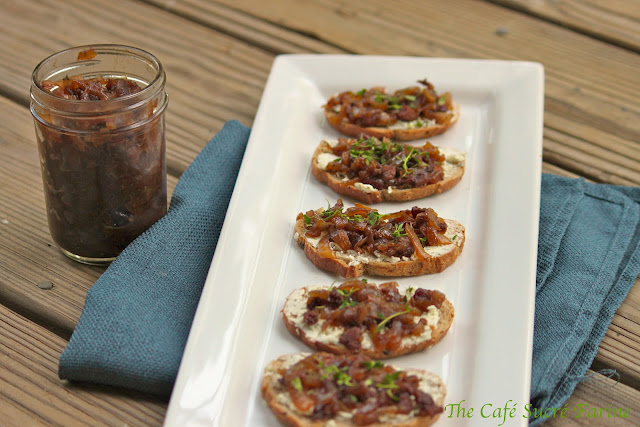 Bacon Jam - a simple Jam that takes an everyday sandwich or burger to extraordinarily gourmet!