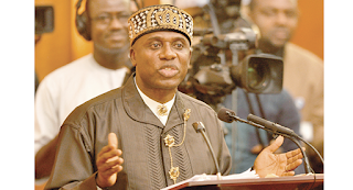 Senate confirms Amaechi