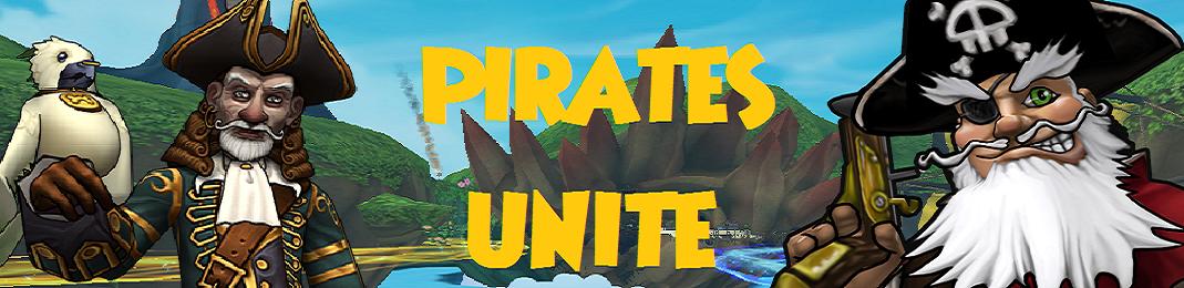 Pirates Unite
