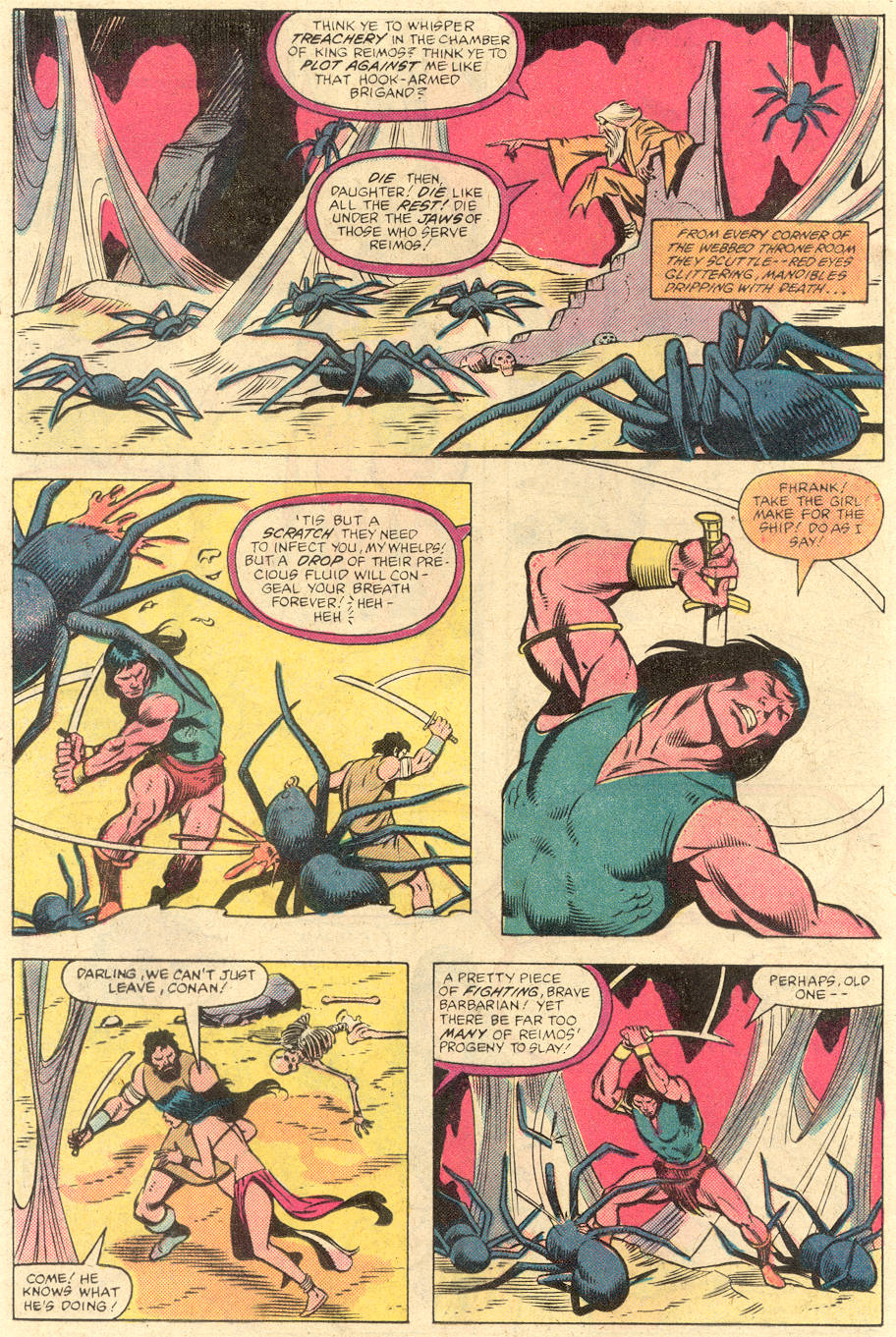 Conan the Barbarian (1970) Issue #141 #153 - English 10