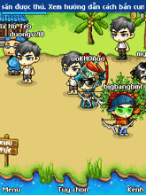 Game nông trại goFarm Online