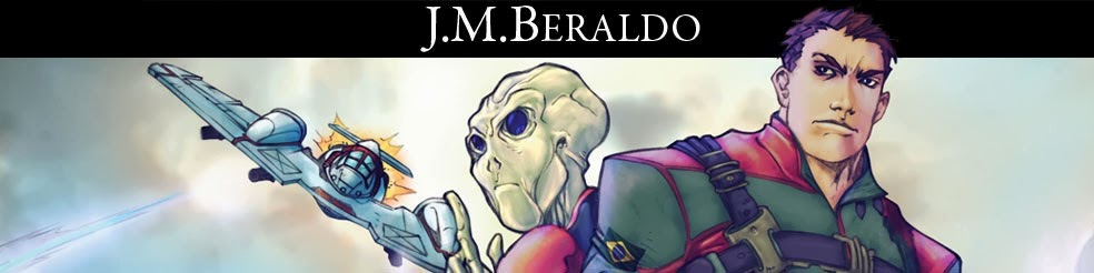 J.M.Beraldo - Literatura, Video Games e RPGs