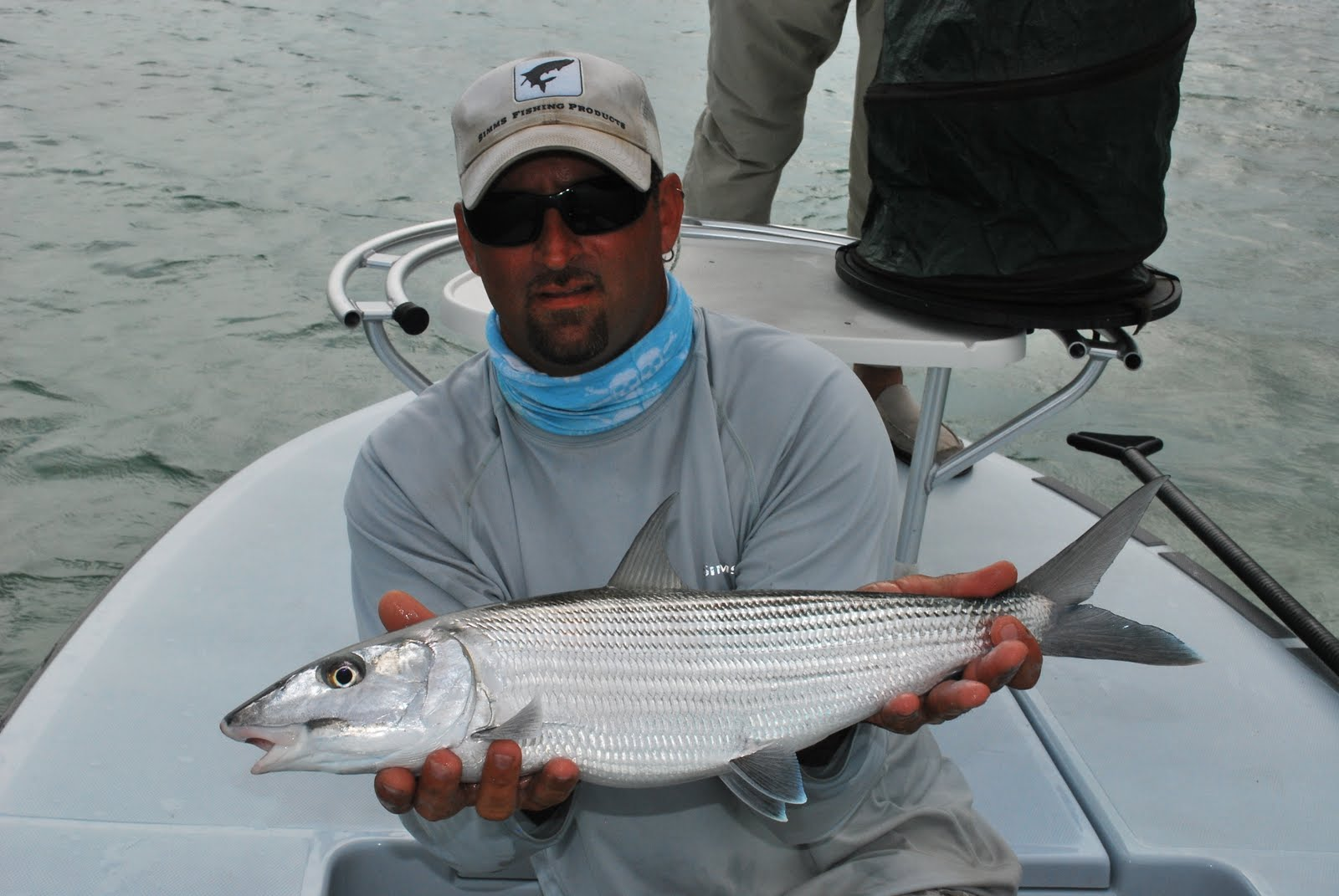 The key west flats angler guides day off for Captain mike fishing