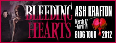 Bleeding Hearts Tour Hosted by Ash Krafton