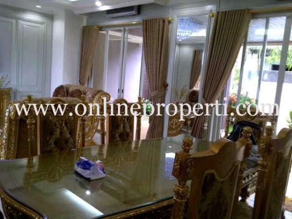 Rumah Dijual Jual Cepat Rumah Mewah Full Furnish Di