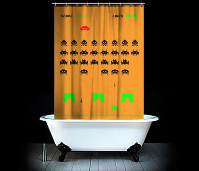 Creative Shower Curtains Seen On www.coolpicturegallery.us