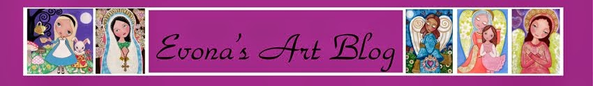 Evona's Art Blog