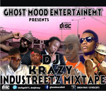 Industreetz Mixtap By Dj Krazy