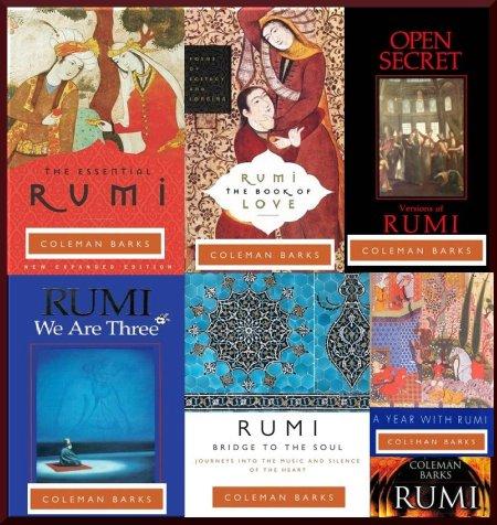 Maulana Rumi Online 100 Selected Rumi Poems English