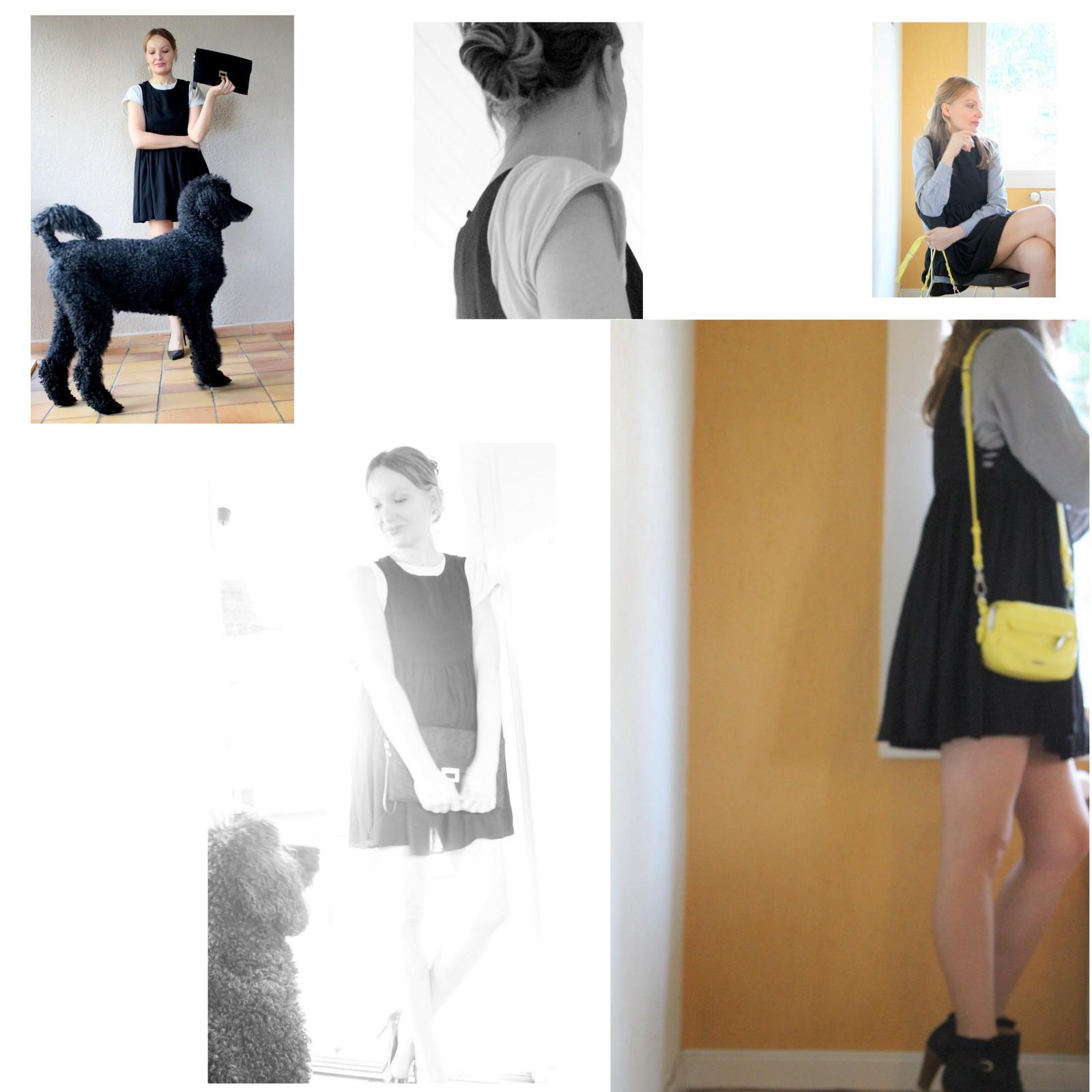 Capsule wardrobe Elkin dress