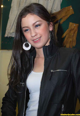 Foto Artis Indonesia - Kimberly Ryder