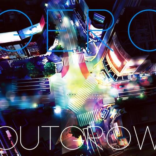 OP2 Single - Tokyo Ravens - ~Outgrow~ [320kbps]